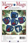 Merry Mugs Wool Ornament Kit