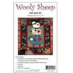 Wooly Sheep Wall Quilt Kit