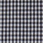 Tea Towel Mini Check Black/White