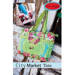 City Market Tote By Kati Cupcake