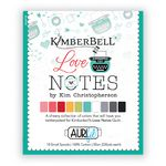 Love Notes by Kimberbell Aurifil Thread Collection - PRE ORDER