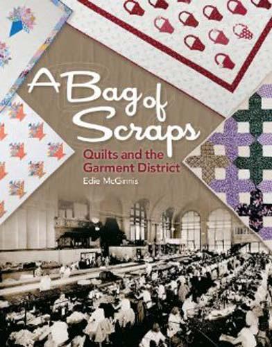 A Bag of Scraps Quilt Book