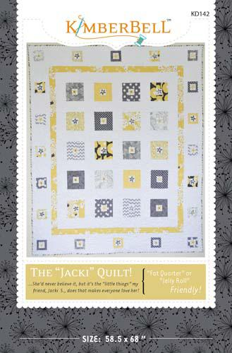 The Jacki Quilt Pattern