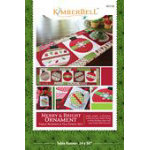 Merry and Bright Table Runner and Tea Towel Set