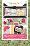 Pattern - Welcome Spring Pillow