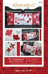 Kimberbell - O Canada Bench Pillow Kit