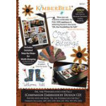 KD531 Oh, the Possibilities for Fall! (ME Companion CD) Kimberbell