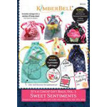 Kimberbell - It's a Cinch Gift Bags - Vol. 3 Sweet Sentiments