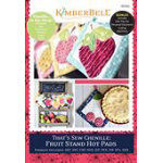 That's Sew Chenille: Fruit Stand Hot Pads (Embroidery files)