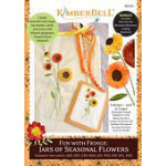 Fun with Fringe: Jars of Seasonal Flowers Emb CD