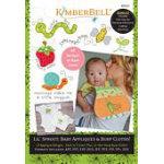 Lil Sprout - Baby Appliques & Burp Cloths