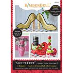 Kimberbell Sweet Feet Collection Vol 1 Emb CD