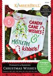 KD564 Pennants & Banners Christmas Wishes Embriodery CD Kimberbell
