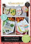 Pennants & Banners Hello Spring