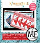 Flying to Pieces L & Jumbo Zipper Pouch