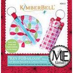 Kimberbell Key FOB-ulous: Lip Balm Holder & Circle Pouch Machine Embroidery