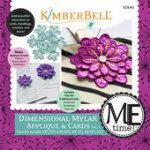 Dimensional Mylar Applique and Cards - Machine Embroidery CD