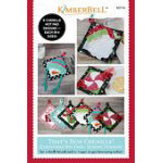 That's Sew Chenille: Christmas Hot Pads (Sewing Version)