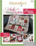 We Whisk You a Merry Christmas Sewing Pattern Book