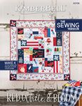 Red White and  Bloom - SEW Pattern