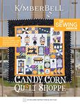 Candy Corn Quilt Shoppe Quilt - Sewing Version