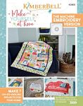 Book Make Yourself at Home Machine Embroidery Version