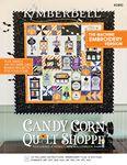 Candy Corn Quilt Shoppe Quilt  -ME