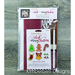 Kimberbell We Whisk You a Merry Christmas Embellishment Kit KDKB166