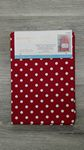 Kimberbell - Polka Dot Tea Towel Red