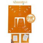 Orange Pop Ruler Rectangle Set