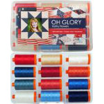 Oh Glory Thread Collection By Kathy Flowers