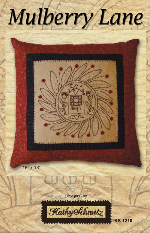 Mulberry Lane Pillows