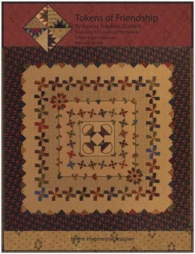 Tokens of Friendship Pattern Book KT13107