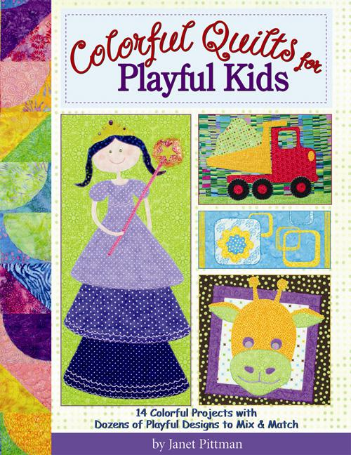 Colorful Quilts for Playful Kids