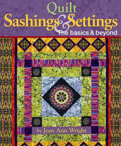 Quilt Sashings Settings