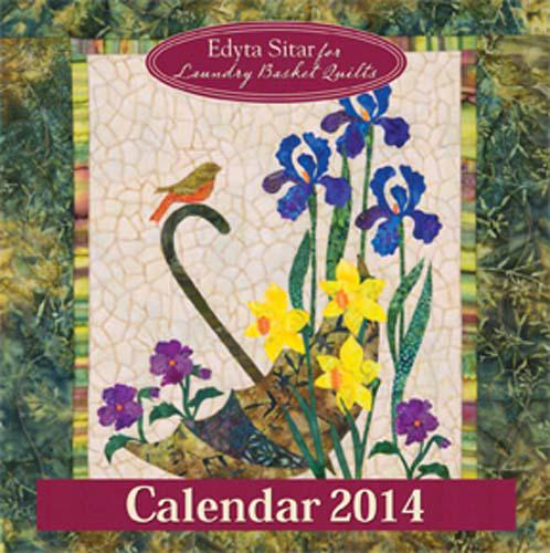 Laundry Basket Quilts 2014 Cal Laundry Basket Quilts 2014 Calendar