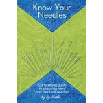 Know Your Needles Carry Along Guide