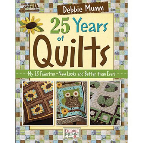Debbie Mumm's 25 yrs of Quilts