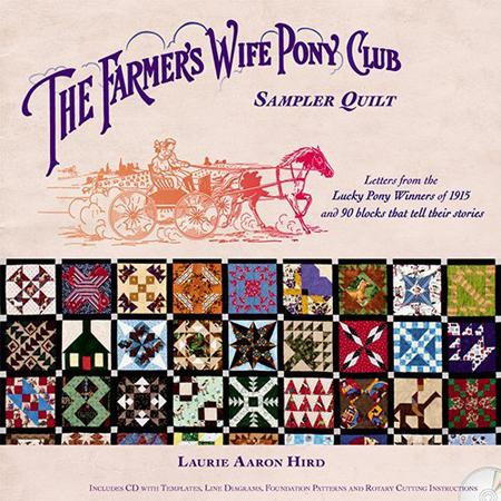 The Farmer's Wife Pony The Farmer's Wife Pony Club Sampler Quilt