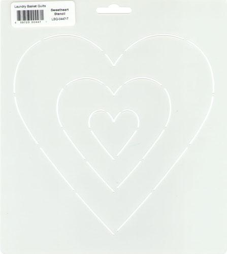 Sweetheart Stencil