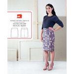 Extra-Sharp Pencil Skirt