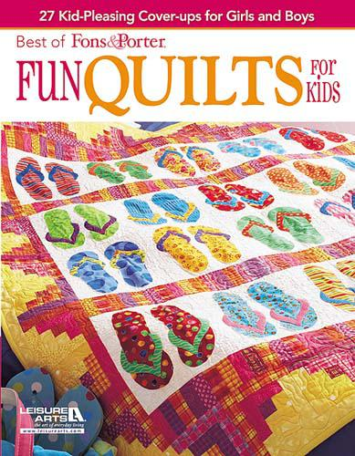 Best of FP Fun Quilts for Kid