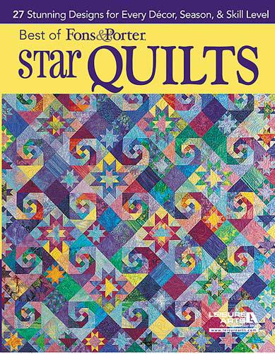 Best of Fons & Porter Star Quilts