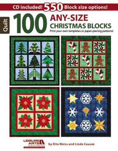 Any Size Christmas Blocks