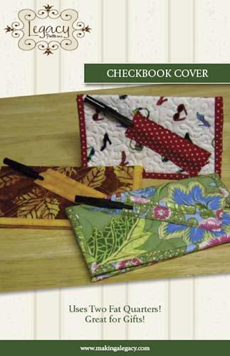 Checkbook Cover