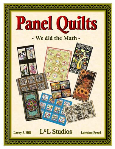 Panel Quilts We did the Math