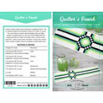 Quilter's Punch Table Runner