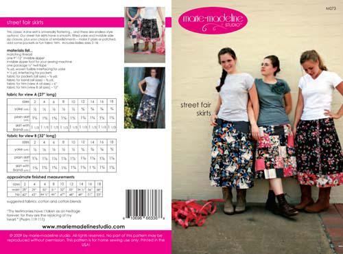 Street Fair Skirts