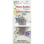 Embroidery Needles Mary Ardin Size 1/5