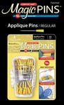 Magic Pins Applique Regular 1in, 50 pins